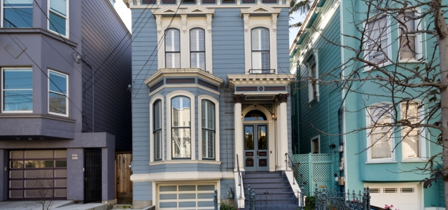 Noe Valley Address with Hip Mission Vibe