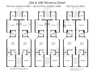 436 & 438  Tehama FP