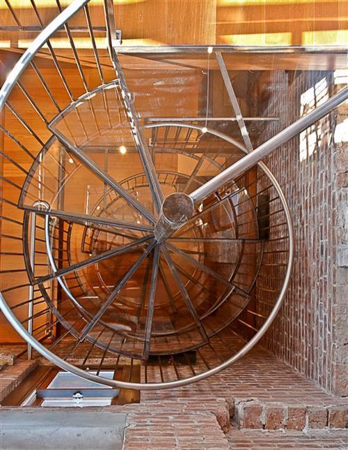 glass-stairway