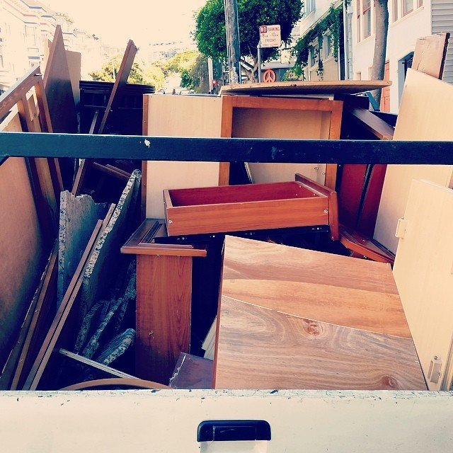 There once was an ugly built-in at 545 Ashbury ... If you have something in you home you'd like to destroy, ahem, improve, ask me!