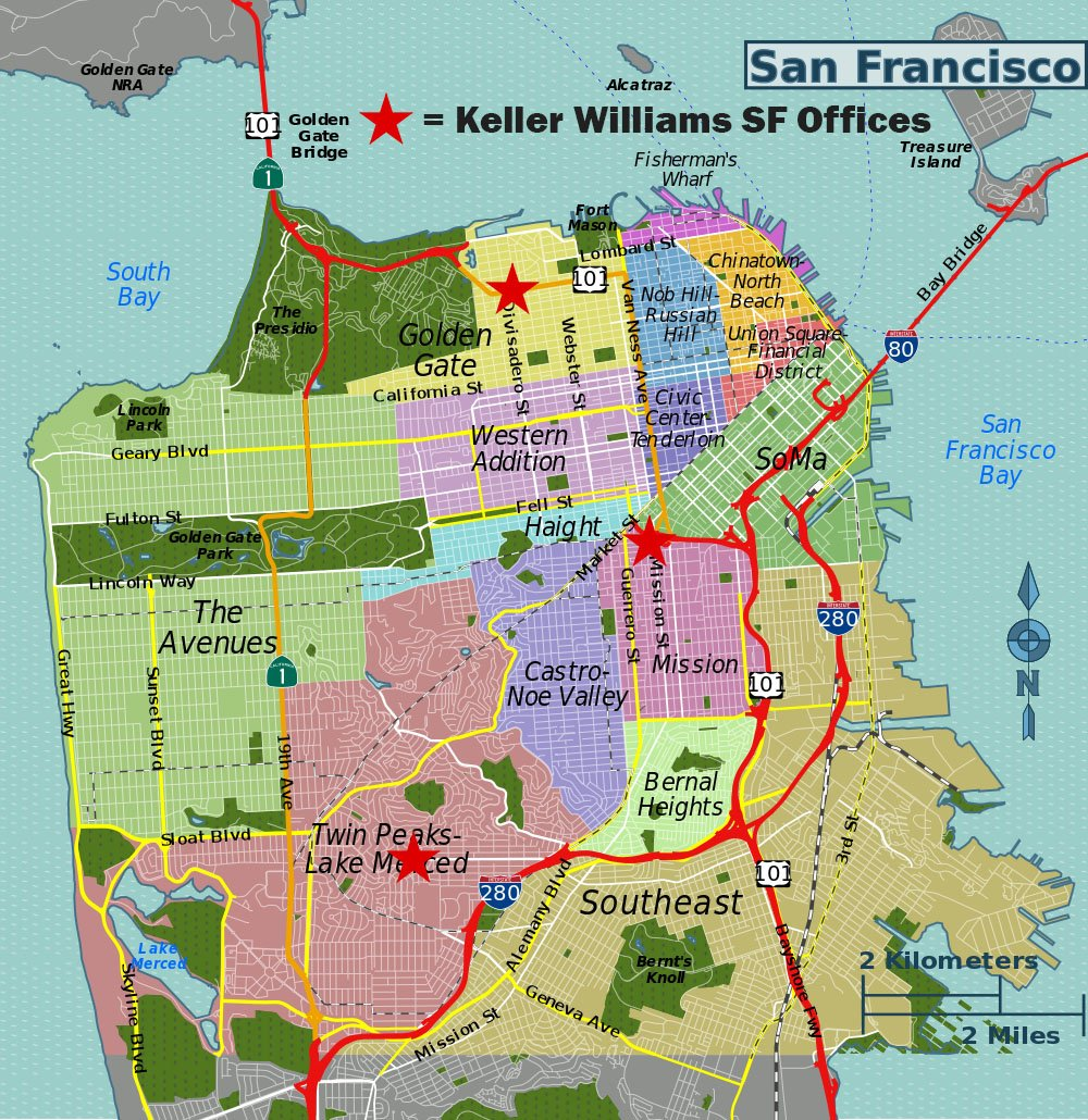Brown Co Merges with Keller Williams to Form Powerhouse SF
